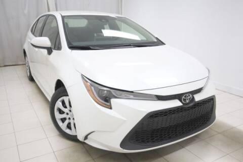 2020 Toyota Corolla for sale at EMG AUTO SALES in Avenel NJ
