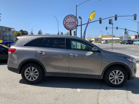 2018 Kia Sorento for sale at San Mateo Auto Sales in San Mateo CA