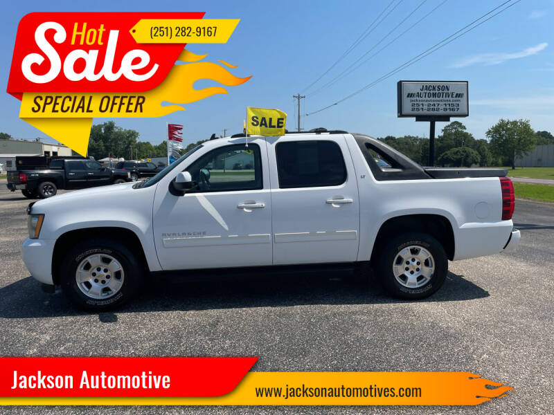 2011 Chevrolet Avalanche for sale in Jackson, AL