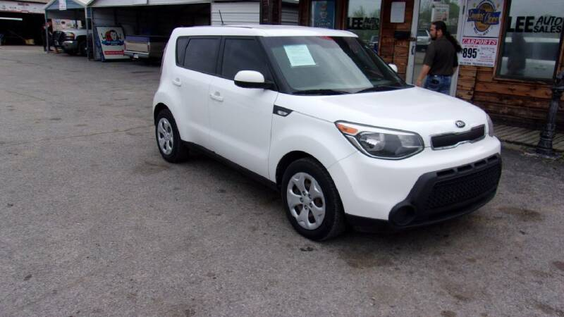 2014 Kia Soul for sale at LEE AUTO SALES in McAlester OK