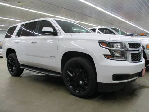 2018 Chevrolet Tahoe for sale at Midstate Sales in Foley MN