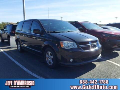 2012 Dodge Grand Caravan for sale at Jeff D'Ambrosio Auto Group in Downingtown PA