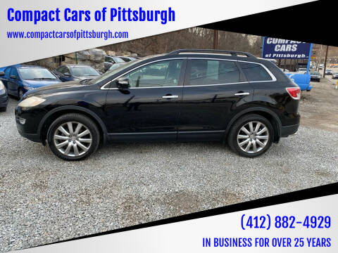 2009 Mazda CX-9 for sale at Compact Cars of Pittsburgh in Pittsburgh PA