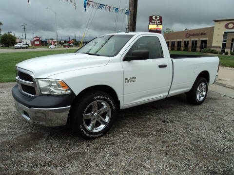 2015 RAM Ram Pickup 1500 for sale at J & L Sales LLC in Topeka KS