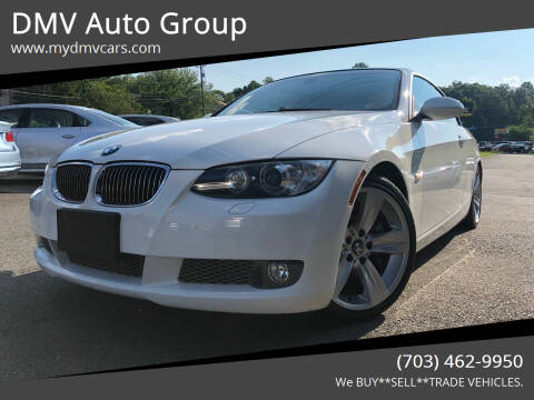 2008 BMW 3 Series for sale at DMV Auto Group in Falls Church VA