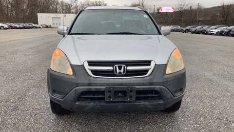 2004 Honda CR-V for sale at Gordon Motor Auto Sales Inc. in Norfolk VA