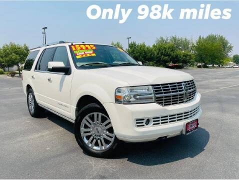 2008 Lincoln Navigator for sale at Bargain Auto Sales LLC in Garden City ID