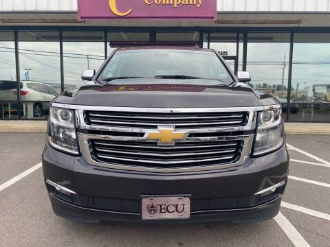 2015 Chevrolet Tahoe for sale at Greenville Motor Company in Greenville NC