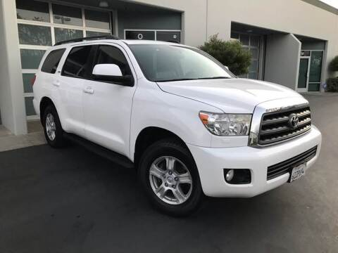 2012 Toyota Sequoia for sale at Autos Direct in Costa Mesa CA