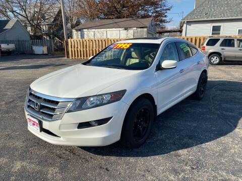 2010 Honda Accord Crosstour for sale at PEKIN DOWNTOWN AUTO SALES in Pekin IL