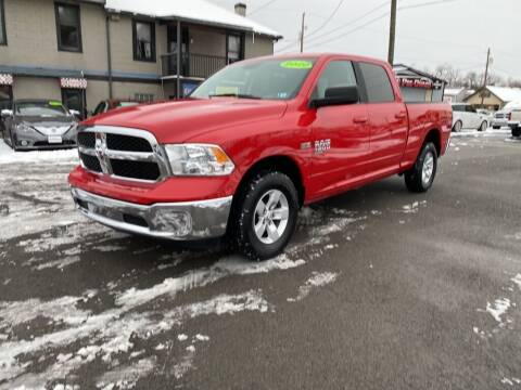 2020 RAM Ram Pickup 1500 Classic for sale at Sisson Pre-Owned in Uniontown PA