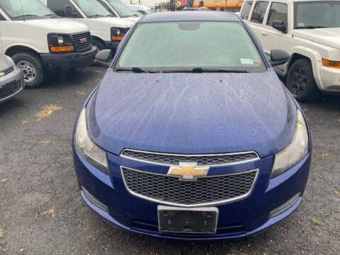 2013 Chevrolet Cruze for sale at Auto Legend Inc in Linden NJ