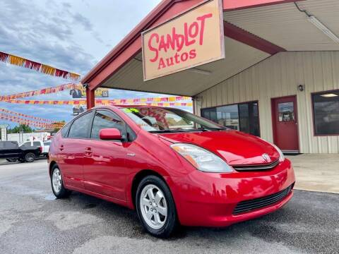 2009 Toyota Prius for sale at Sandlot Autos in Tyler TX