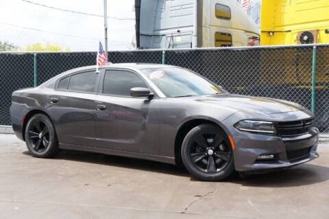 2016 Dodge Charger for sale at LATINOS MOTOR OF ORLANDO in Orlando FL
