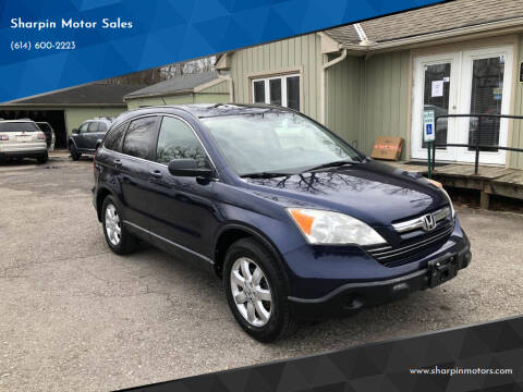 2007 Honda CR-V for sale at Sharpin Motor Sales in Columbus OH