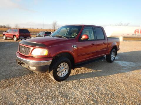 2001 Ford F-150 for sale at All Terrain Sales in Eugene MO