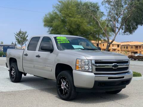 2009 Chevrolet Silverado 1500 for sale at Esquivel Auto Depot in Rialto CA