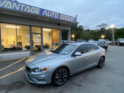 2017 Volvo S60 for sale at Vantage Auto Group in Brick NJ