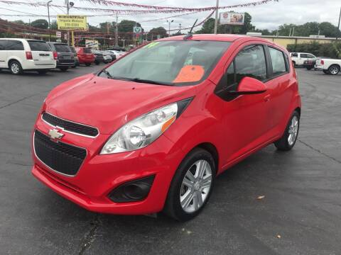 2014 Chevrolet Spark for sale at IMPALA MOTORS in Memphis TN