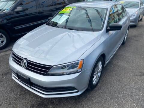 2015 Volkswagen Jetta for sale at Middle Village Motors in Middle Village NY