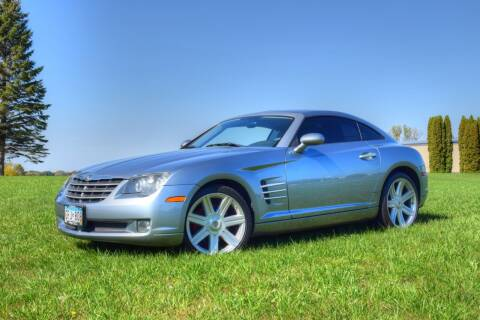 2006 Chrysler Crossfire for sale at Hooked On Classics in Watertown MN
