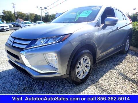 2019 Mitsubishi Eclipse Cross for sale at Autotec Auto Sales in Vineland NJ