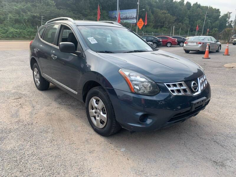 2015 Nissan Rogue Select for sale at Super Wheels-N-Deals in Memphis TN