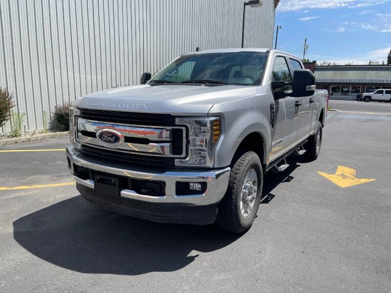 2019 Ford F-250 Super Duty for sale at DAVENPORT MOTOR COMPANY in Davenport WA