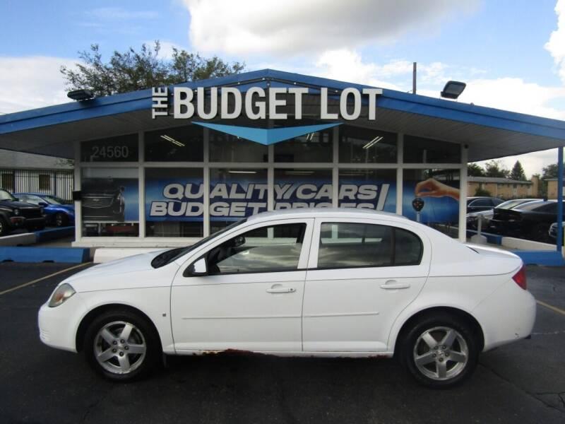 2009 Chevrolet Cobalt for sale at THE BUDGET LOT in Detroit MI