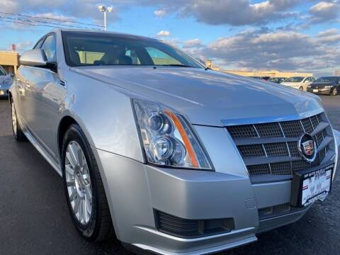 2010 Cadillac CTS for sale at VIP Auto Sales & Service in Franklin OH