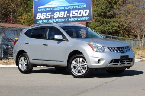 2013 Nissan Rogue for sale at Skyline Motors in Louisville TN