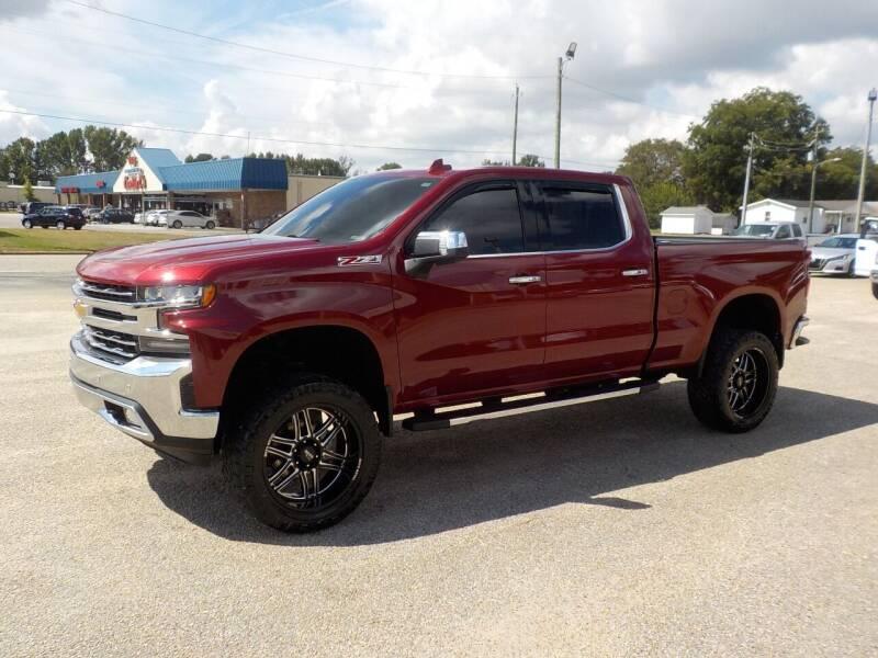 2019 Chevrolet Silverado 1500 for sale at Young's Motor Company Inc. in Benson NC