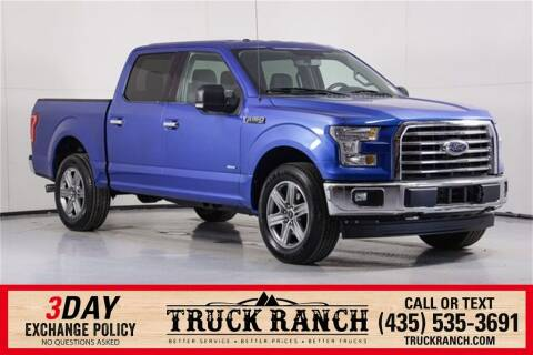 2015 Ford F-150 for sale at Truck Ranch in American Fork UT