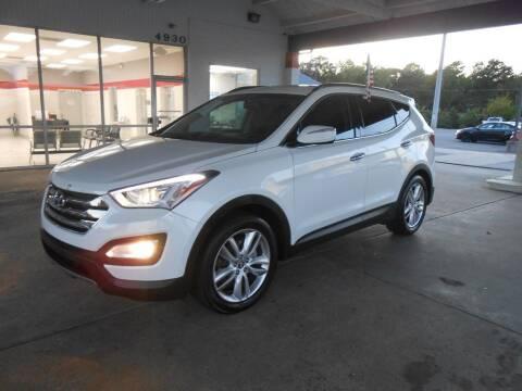 2014 Hyundai Santa Fe Sport for sale at Auto America in Charlotte NC