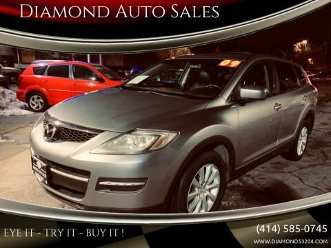 2009 Mazda CX-9 for sale at Diamond Auto Sales in Milwaukee WI