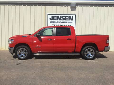 2019 RAM Ram Pickup 1500 for sale at Jensen's Dealerships in Sioux City IA