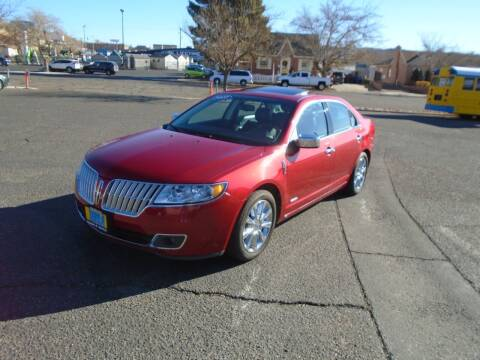 2011 Lincoln MKZ Hybrid for sale at Team D Auto Sales in St George UT