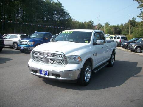 2013 RAM Ram Pickup 1500 for sale at Auto Images Auto Sales LLC in Rochester NH
