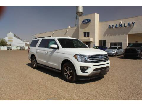 2020 Ford Expedition MAX for sale at STANLEY FORD ANDREWS in Andrews TX
