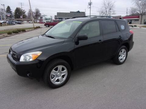 2007 Toyota RAV4 for sale at Ideal Auto Sales, Inc. in Waukesha WI
