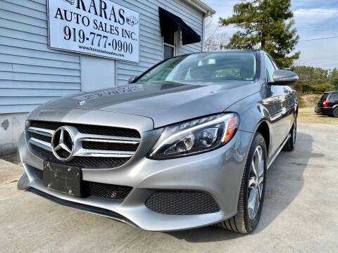 2015 Mercedes-Benz C-Class for sale at Karas Auto Sales Inc. in Sanford NC