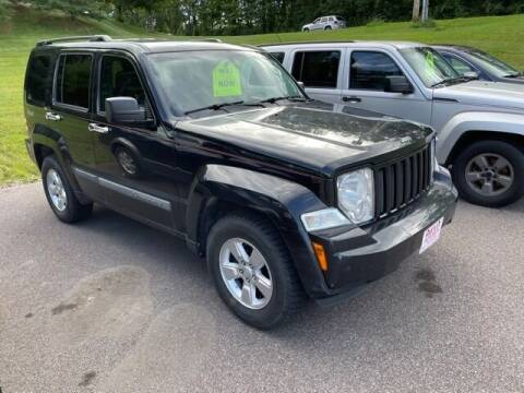 2010 Jeep Liberty for sale at Hartley Auto Sales & Service in Milton VT