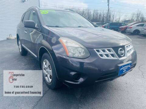 2014 Nissan Rogue Select for sale at Transportation Center Of Western New York in Niagara Falls NY