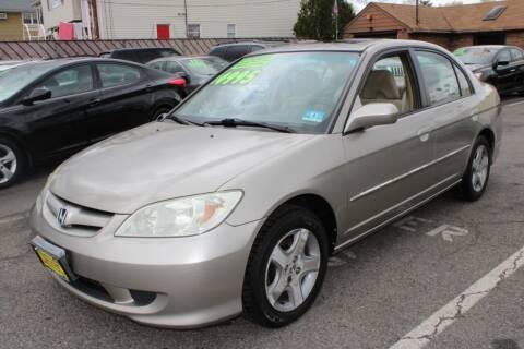 2005 Honda Civic for sale at Lodi Auto Mart in Lodi NJ