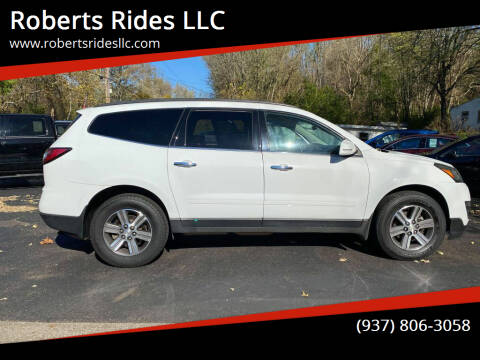 2016 Chevrolet Traverse for sale at Roberts Rides LLC in Franklin OH