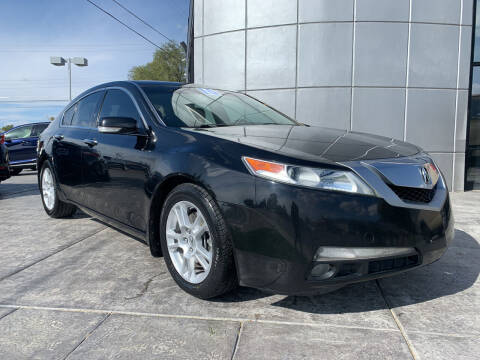 2010 Acura TL for sale at Berge Auto in Orem UT