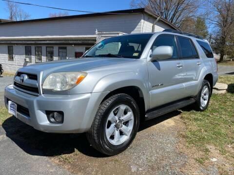 2006 Toyota 4Runner for sale at SETTLE'S CARS & TRUCKS in Flint Hill VA