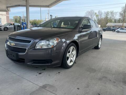 2011 Chevrolet Malibu for sale at JE Auto Sales LLC in Indianapolis IN
