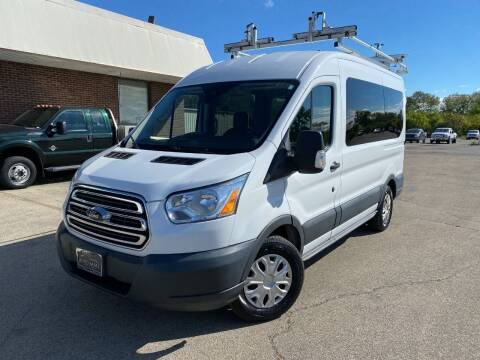 2016 Ford Transit Passenger for sale at Auto Mall of Springfield in Springfield IL