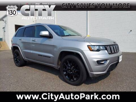 2018 Jeep Grand Cherokee for sale at City Auto Park in Burlington NJ